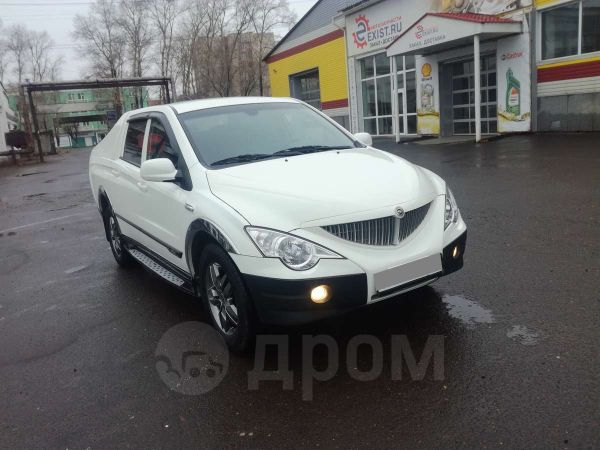 SsangYong Actyon Sports, 2010 год, 520 000 руб.