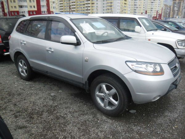 Hyundai Santa Fe, 2009 год, 879 000 руб.