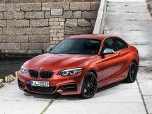 BMW 2-Series рестайлинг, 1 поколение, 05.2017 - н.в., Купе