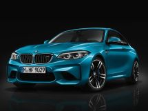 BMW M2 рестайлинг 2017, купе, 1 поколение, F87