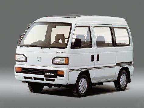 Honda Street  05.1988 - 09.1993
