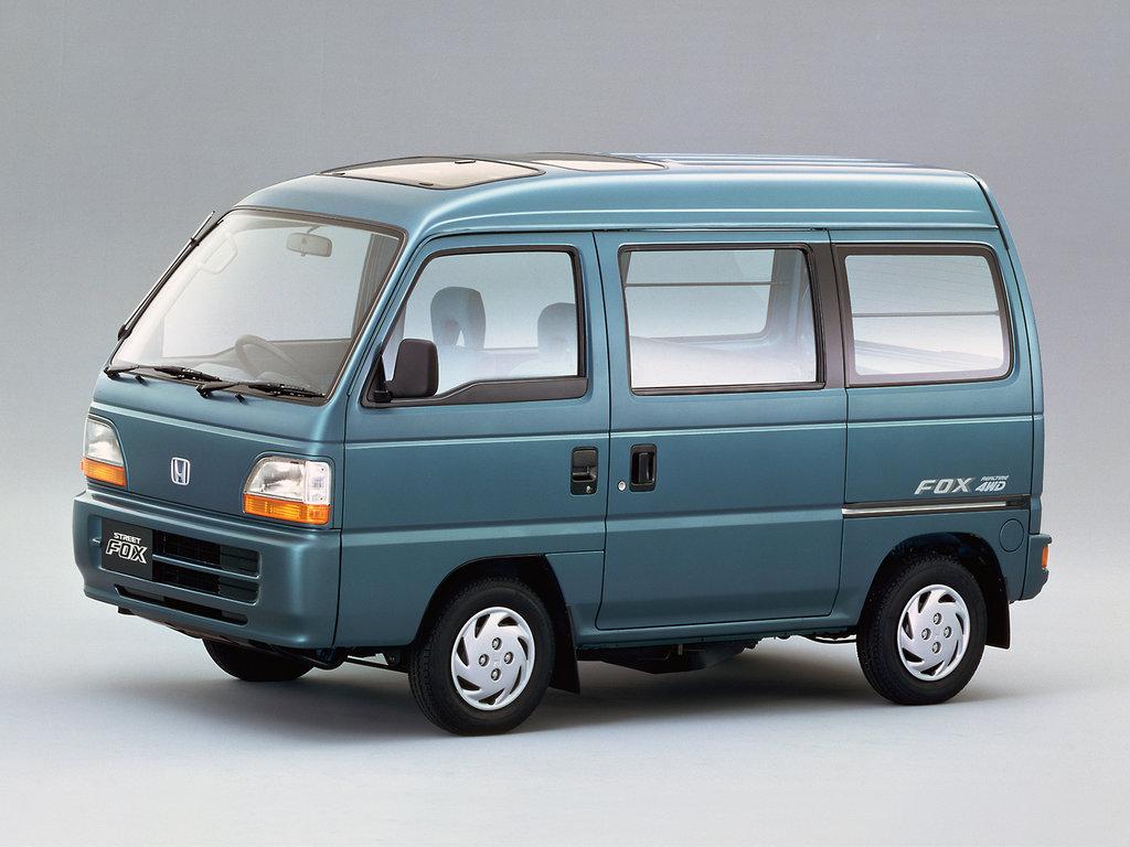 Honda Street 1993 - 1998