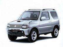 Mazda AZ-Offroad рестайлинг 2002, джип/suv 3 дв., 1 поколение, JM