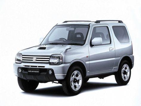 Mazda AZ-Offroad (JM) 01.2002 - 03.2014