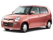 Mazda Carol рестайлинг 2006, хэтчбек 5 дв., 5 поколение, Mk 5