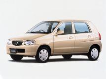 Mazda Carol рестайлинг 2000, хэтчбек 5 дв., 4 поколение, Mk 4