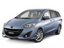 Mazda Mazda5 3 поколение, 10.2010 - 08.2015, Минивэн