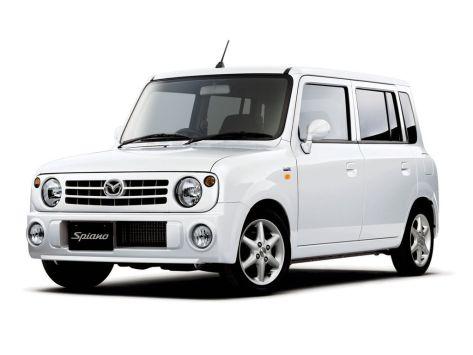 Mazda Spiano (HF) 04.2006 - 11.2008