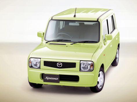 Mazda Spiano (HF) 02.2002 - 03.2006