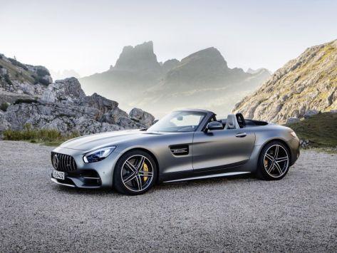 Mercedes-Benz AMG GT (R190) 09.2016 - 09.2018