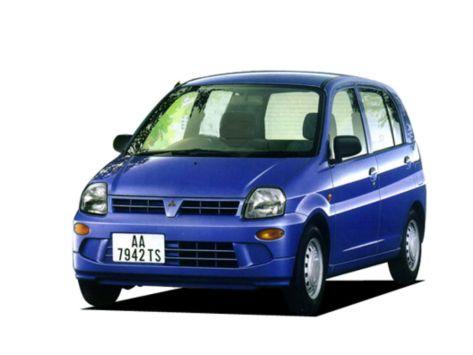 Mitsubishi Minica  10.1998 - 10.2000