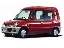 Mitsubishi Minica Toppo 1993, хэтчбек 5 дв., 2 поколение
