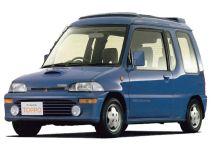 Mitsubishi Minica Toppo рестайлинг 1992, хэтчбек 3 дв., 1 поколение