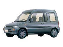 Mitsubishi Minica Toppo 1990, хэтчбек 3 дв., 1 поколение