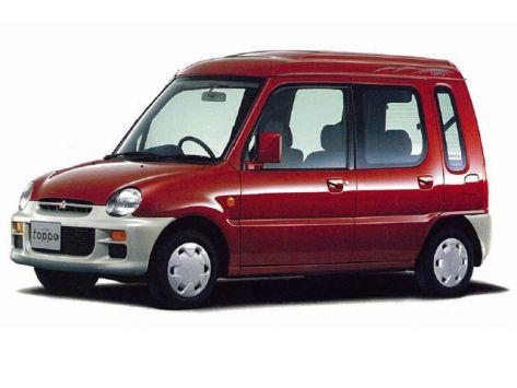 Mitsubishi Minica Toppo