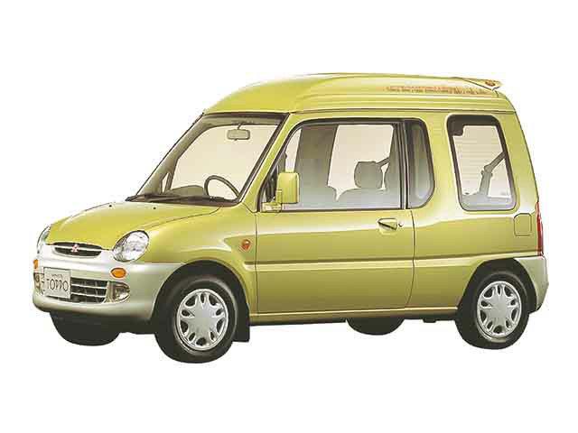 Mitsubishi Minica Toppo 1995 - 1997
