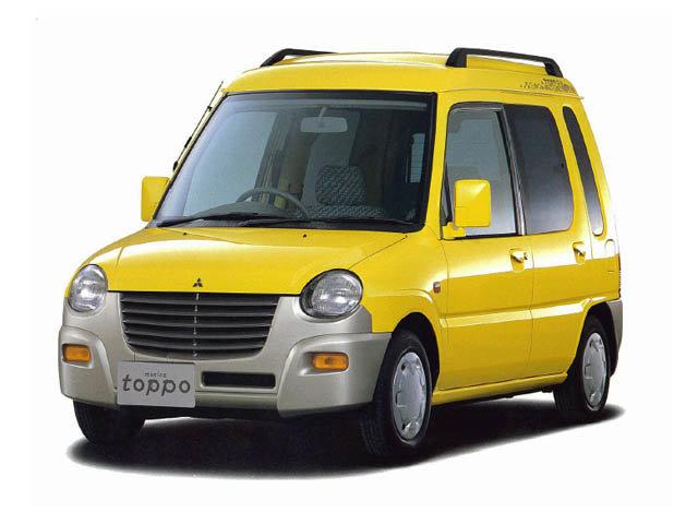 Mitsubishi Minica Toppo 1997 - 1998