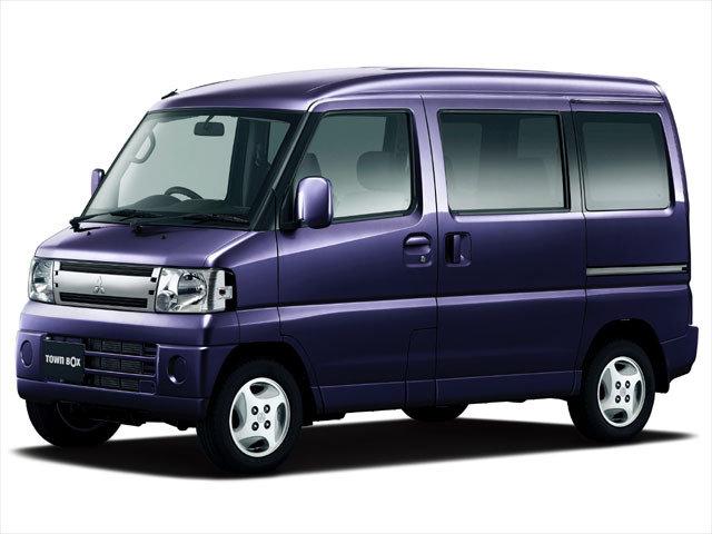 Mitsubishi Town Box 2007 - 2011