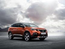 Peugeot 3008 2016, suv, 2 поколение