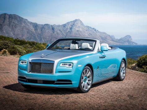 Rolls-Royce Dawn  09.2015 -  н.в.