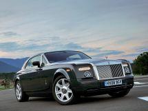 Rolls-Royce Phantom рестайлинг 2008, купе, 7 поколение