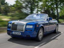 Rolls-Royce Phantom 2-й рестайлинг, 7 поколение, 03.2012 - 11.2016, Открытый кузов