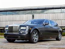 Rolls-Royce Phantom рестайлинг 2009, седан, 7 поколение