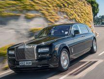 Rolls-Royce Phantom 2-й рестайлинг, 7 поколение, 03.2012 - 12.2016, Седан