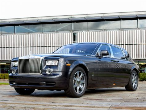 Rolls-Royce Phantom  06.2009 - 02.2012