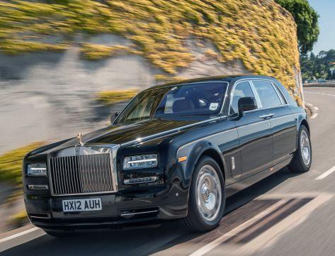 Rolls-Royce Phantom  03.2012 - 12.2016