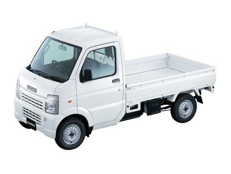 Suzuki Carry Truck  05.2002 - 08.2013