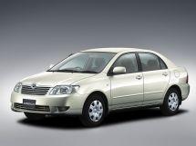 Toyota Corolla 2-й рестайлинг, 9 поколение, 04.2004 - 10.2006, Седан