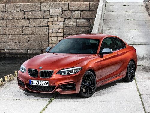 BMW 2-Series 2017