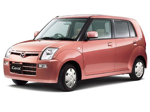 Mazda Carol 2006 - 2009