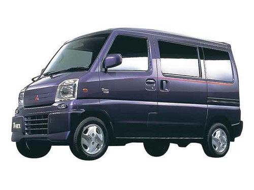 Mitsubishi Town Box 1999 - 2000