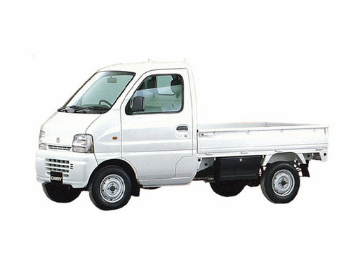 Suzuki Carry Truck 1999 - 2002