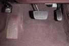 Стояночный тормоз: Ножной