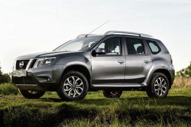 Nissan обновил кроссовер Terrano: теперь от 925 тысяч рублей