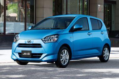 Компания Daihatsu выпустила новое поколение хэтчбека Mira e:S