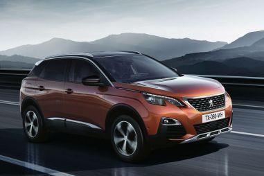 Переднеприводный кроссовер Peugeot 3008 будет стоить от 1,63 млн рублей