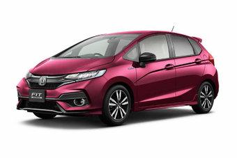 Продажи обновленного Honda Fit в Японии стартуют в июне. До других рынков новинка доберется позднее.