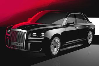 Первая партия автомобилей проекта «Кортеж» будет включать 14 автомобилей.