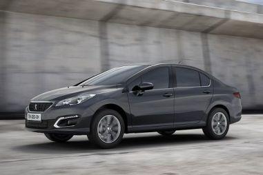 Обновленный Peugeot 408 получит новый двигатель и «автомат» Aisin