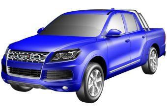 Пикап Yema T70 будут оснащать бензиновыми и дизельными моторами.