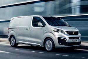 Фургоны Peugeot Expert и Citroen Jumpy будут стоить от 1,3 млн рублей