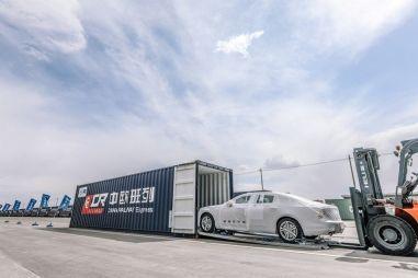 Volvo начала поставки машин китайской сборки в Европу