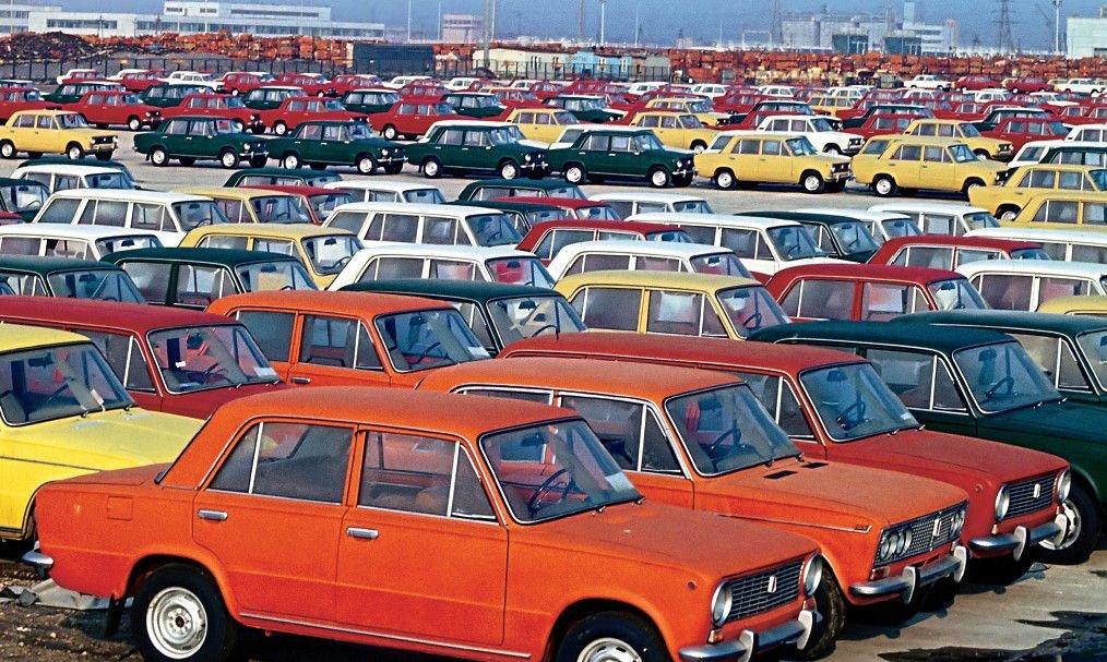 Автомобили ВАЗа
