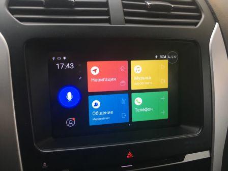 Ford Explorer 2013 - отзыв владельца