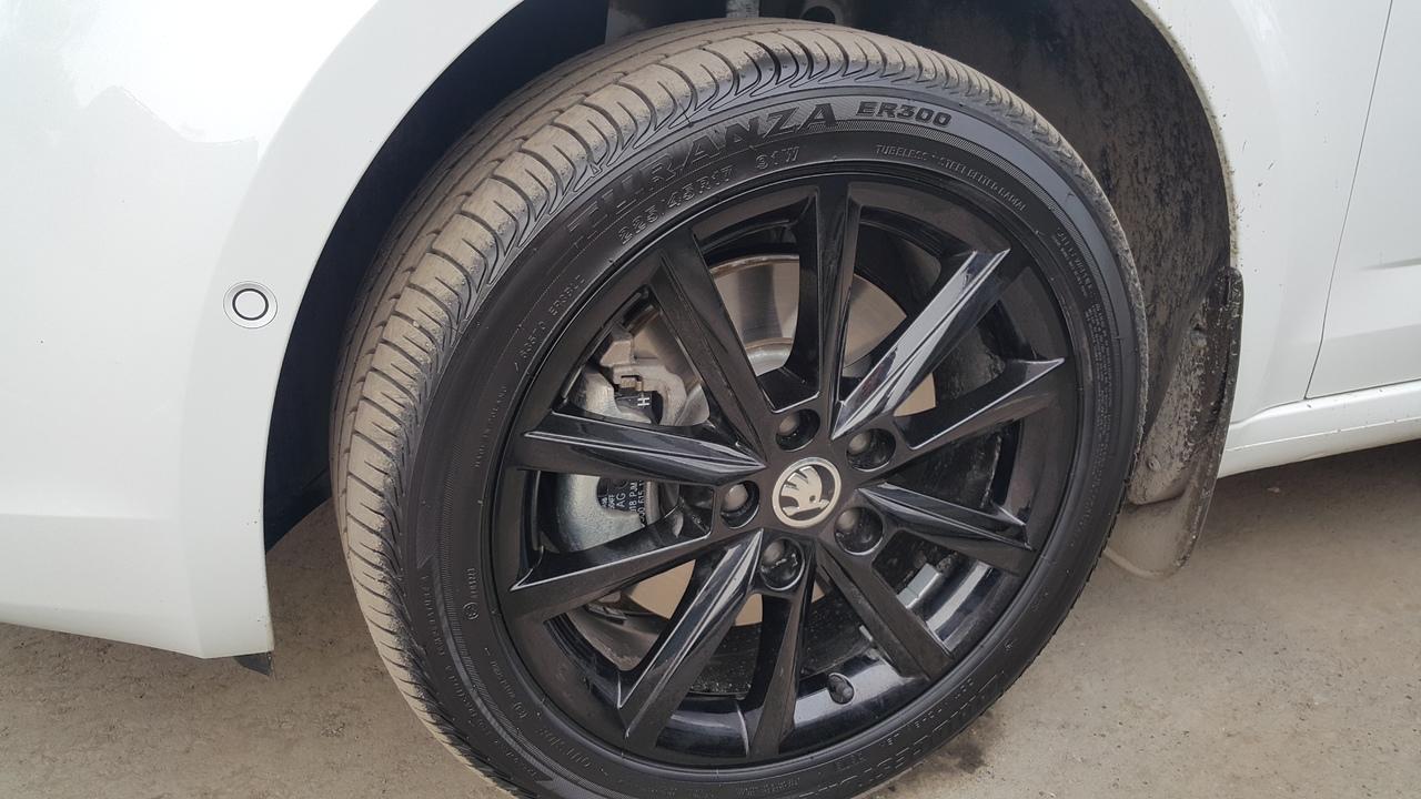 Шкода октавия а7 подобрать шины и диски