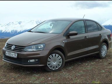 Volkswagen Polo 2016 отзыв автора | Дата публикации 16.03.2017.